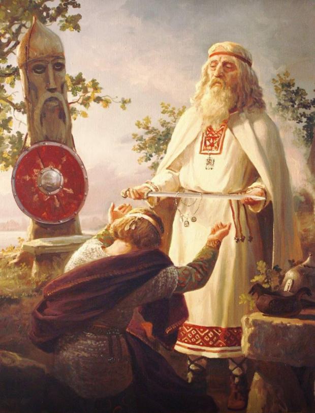Картинки в славянской тематике